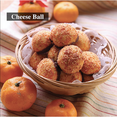 Cheese Ball Cookies 300gm