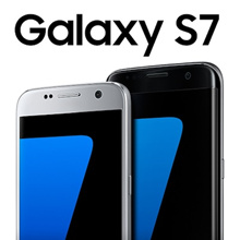 Samsung Galaxy S7 / S7 Edge Refurbish = Grade S Unlocked GSM Mobile Used Phone