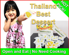 Freeze Dried Mango Sticky Rice  ★Open and Eat★★No Cooking Needed★