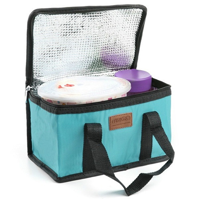 Waterproof Thermal Cooler Insulated Lunch Box Storage Picnic Large Bag Foldable