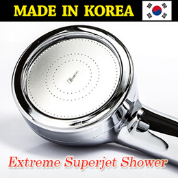 Extreme Superjet Powerful Shower Head (PR-SJW) Showerhead - KOREA (Increase pressure up to 5x times)