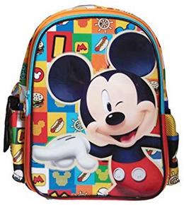 [Toys] Mickey Mouse Pre School Bag