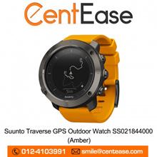 Suunto Traverse GPS Outdoor Watch SS021844000 (Amber)