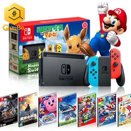 任天堂Nintendo Switch NX NS 主机 日版/港版 安装游戏