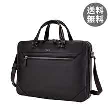 Tumi Tumi Briefcase Collins Brief Leather 933255D Black Ashton Collins Brief Black Men's Business Bag Shoulder Tote