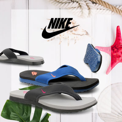 4974a17ca71 Qoo10 -  NIKE  2 TYPES OF FLIP-FLOP - CELSO THONG PLUS   2 for Free ...
