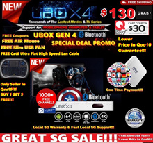 ★100% CHEAPEST IN Q0010+FREE SHIPPING★UPAD PRO/UBOX GEN 4 Bluetooth PRO/Support for All Mobilephone!