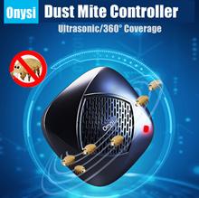 *Buy 2 free shipping* Onysi wireless ultrasonic mites household bed mites mites UV sterilization rob