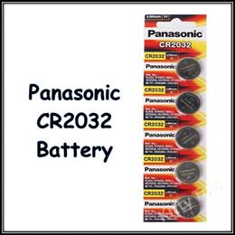 ◆ SG Seller ★ 5pcs Panasonic Battery CR2032 CR2025 CR2016 LR41 AG3 LR44 AG13 LR54 LR1130 AG10 LR66