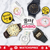 [CHEAPEST PRICE IN SPORE] *CASIO GENUINE* BEST OF CASIO! Watches on Sale! LA20WH LTP MTP W215H Free Shipping and 1 year warranty!