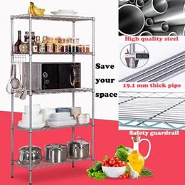 Five Layer Shelves / Shelf / Kitchen Shelf / Shoe Rack