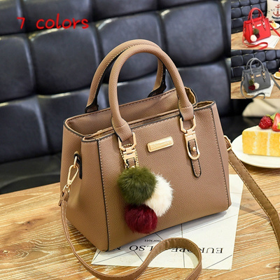 69d295139bd2 2017 new handbag Ladies bag Fashion handbags Red wedding bridal bag  Shoulder Messenger bag sac a