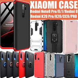 Xiaomi Redmi Note 8 Pro/8/Note7/7 Pro/8A/7A/6A/K20 Pro/CC9/MI9/MI9T/MAX3 Screen Protector case cover
