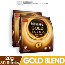 NESCAFE GOLD Blend 15 Sticks 20g x2 packs