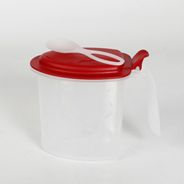 Tupperware Shelf savers with spoon - Tupperware Brands