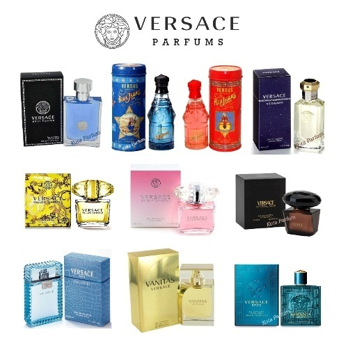 Collection And For Fragrance Parfum Men Versace Womenauthentic Original LpGSUMqzV