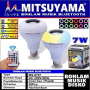 MUSIC BOWL MITSUYAMA BLUETOOTH MS-0707 / SPEAKER LIGHTS DISCO MS 0707 SJ0174