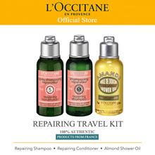 [5-12AM][BEST DEAL OF 2018 TODAY ONLY] LOCCITANE Repairing Travel Kit