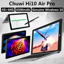 Chuwi Hi10 Air Pro 2 In 1 Tablet PC 10.1 IPS OGS 1920*1200 Intel Cherry Trail X5-Z8350 Genuine Win10