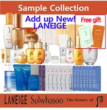 Added Laneige! 500 Types [SULWHASOO外] /SUM37/ OHUI/WHU/HERA/LANEIGE SAMPLE SALE!