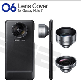 samsung Genuine Samsung Galaxy note7 Mobile Phone Case / Lens Cover