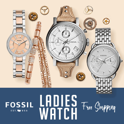 FOSSIL Deals for only Rp1.250.000 instead of Rp1.250.000