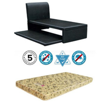 Medellin® Seahorse Mattress Pullout Bed Package (Single/Single) 7 Colors/Material Available