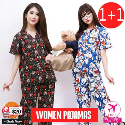 Baju Longdress Batik Print LPT001-29. Source · Qoo10 - RILAKKUMA-SLEEPWEAR Search