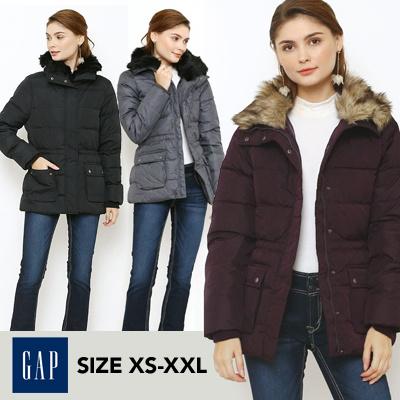 Womens Faux Mink Fur Hooded Whole Skin Winter Warm Mid Long Jacket Coat Size 6XL