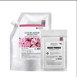 MEDI PEEL ROYAL ROSE MODELING PACK 1kg+MAGIC POWDER MODELING PACK