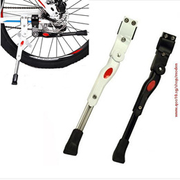 Adjustable Aluminum Road Mountain Cycling Bike Bicycle Side Kickstand Stand
