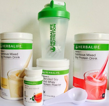 New Combo ! Buy 2 Herbalife Shake (6 Flavours) + Protein Powder + Herbal Concentrate (50g)