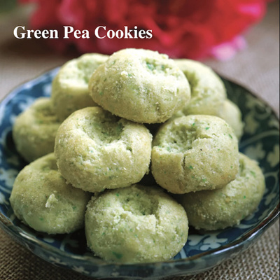 Green Pea Cookies 300gm