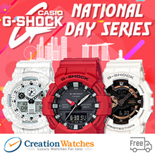 [CreationWatches]Brand New Casio G-Shock Mens Watch Collection - 100% Authentic