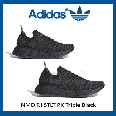 Adidas NMD R1 STLT PK Triple Black (Code  CQ2391)  Preorder  5904f8944c1b