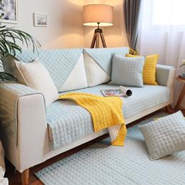 100% PURE COTTON Sofa Cover Protector*Sofa Cushion*Sofa Couch Cover*Sofa Bed Cover*Pillow Cushion