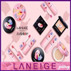 Korean Cosmetics ♥ Aram Mall ♥ LANEIGE Lucky Chouette BB Cushion Pore Control 15g+Refill 15g [Limited Edition] Soft puffs purchase gift/iope/hera / the76