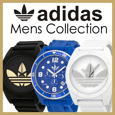 salvar Calle principal Asco  Qoo10 - ADIDAS MENS WATCH : Watches