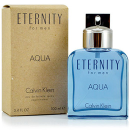 PERFUME CALVIN_KLEIN CK ETERNITY AQUA FOR MEN BRAND NEW TESTER 100ML EDT SPRAY FRAGRANCE