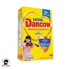 DANCOW 5 Vanila Susu Box 800g - 800 g