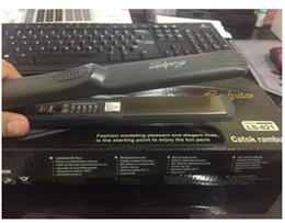Ladystar LS 821 HITAM Alat CATOK Rambut / CATOKAN Hair Iron Ceramic SJ0041 k002