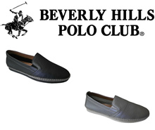 [BHPC] Beverly Hills Polo Club - Mens Shoes 5902.  Available: GREY / SILVER