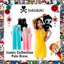 *Enchanté Exclusive* Iconic Collection Polo dress