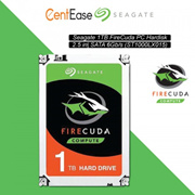 Seagate 1TB FireCuda PC Hardisk - 2.5 in  SATA 6Gb/s (ST1000LX015)