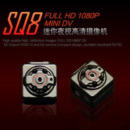 SQ8 미니 차량용 블랙박스/1080P Full HD/Car DVR