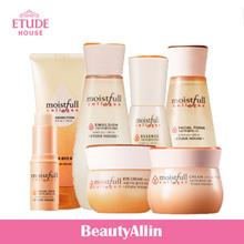 Etude House - New Moistfull Collagen Cream / Collagen Eye Cream / Collagen Facial Stick / Collagen E