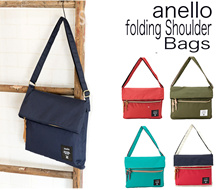 Anello Folding Shoulder Bag*New Style Anello 2 ways Bag_BEST SELLER!