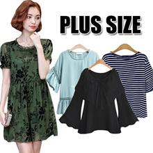 【New Arrivals 2018 】 Plus Size ! S-7XL New Fashion Blouses/T-shirt/Dress/Pants ★ FlatShipping ★★