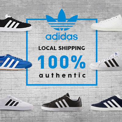fc0367d3828fc Qoo10 - ORIGINAL-ADIDAS-SLIDES Search Results   (Q·Ranking): Items now on  sale at qoo10.sg