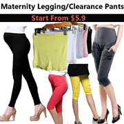 49012eb8448 Quick View Window OpenWish. Christmas Baby Sg rate 5.  Maternity Legging   Pregnant Legging Safety Pants Shorts